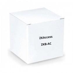 ZKAccess ZKB-AC ZKBioSecurity 3.0 All-in-One Web Bases Security Software
