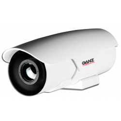 Ganz ZNT1-HBT14G31A Outdoor Fixed Thermal IP Camera, 19mm Lens