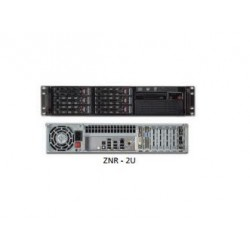 Ganz ZNR-2U-6TB NVR up to 32 IP Cameras, 2U Server, 6TB Storage w/DVD-RW