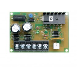 Linear PG 1224-3 Access Control Power Supply Board