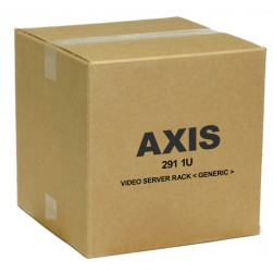 Axis 0267-001 291 1U Video Server Rack