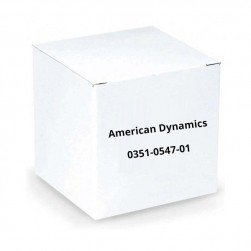 American Dynamics 0351-0547-01 Power Cord (K) USA 125v