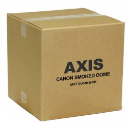 Axis 0722C001 Smoked Dome Cover for VB-H651VE/V & VB-M64xVE/V domes