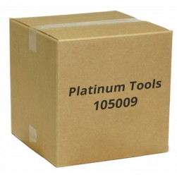 Platinum Tools 105009 Strain Relief (Green) for Cat6+ Connector