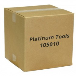 Platinum Tools 105010 Strain Relief (Yellow) for Cat6+ Connector