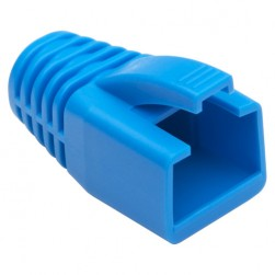 Platinum Tools 105103 RJ45 Boot, 8.0mm Max OD, Blue