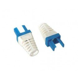 Platinum Tools 100030B-C Strain Relief for Cat6, 50pc. Clamshell