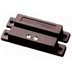 GE 1138T-M Surface Mount Terminal Contact, Closed Loop, Brown, 1in Gap