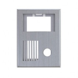 Aiphone 11713 Surface mount stainless steel Enclosure