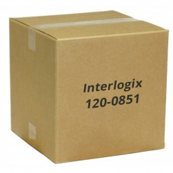 Interlogix 120-0851 433 MHz Wireless Receiver with Wiegand Output, No Delay on Red + Blue Button