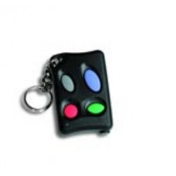 Interlogix 120-0855 Wireless 26 Bit 4-Button FOB, with Guardall 36 G-Prox II Chip, Programmable Wiegand Output