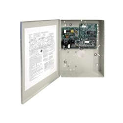Interlogix 120-3603D Main Panel European Enclosure with Feature Expansion Board and 230V Transformer, Dutch