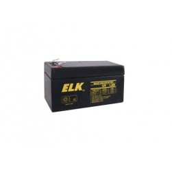 ELK 1213 Sealed Lead Acid Battery 12V 1.3Ah