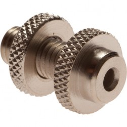 Platinum Tools 16203C F Adapter & Nut for 16201C