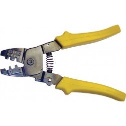 Platinum Tools 16801C Open Barrel Contact Crimp Tool