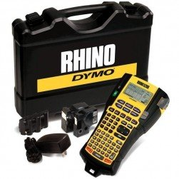 Dymo 1756589 RHINO 5200 Label Printer - Hard Case Kit