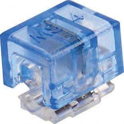Platinum Tools 18130 UB Connector, Gel Filled, 22-26 AWG