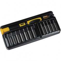 Platinum Tools 19103 Micro Mini II 13-Pc Screwdriver Set