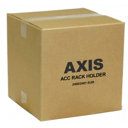 """Axis 19273 19"""" Rack Mount Holder for up to 8 2401/2400 Video Servers"""