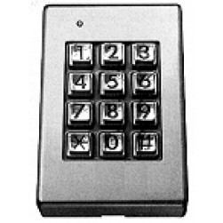 Linear 212SE Indoor / Outdoor Surface-Mount Weather Resistant Keypad