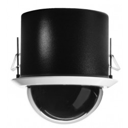 Pelco SD423-F0 Spectra IV SL Series Smoked Dome PTZ System In-Ceiling Indoor NTSC Black, 23x Lens