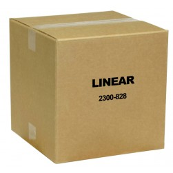 Linear 2300-828 Label Power Off Before Maint