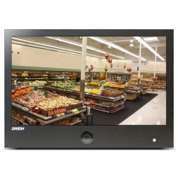 Orion 23PVMV 23-inch LED Public-View Monitor w/Built In WDR Camera