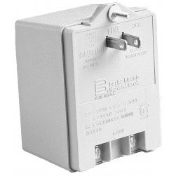 Cantek 24V20VA 24VAC Wall Plug In Power Supply
