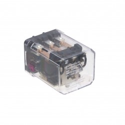 Linear 2500-541 Relay 3 PDT 24VAC Enclosed