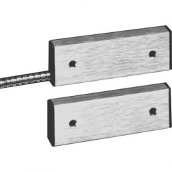 Interlogix 2507A*-LCFB30 Aluminum Housing 2507 Magnetic Contact, SPDT, 30FT Jacketed Lead