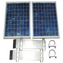 Linear 2520-511 40 Watt Solar Panel Kit