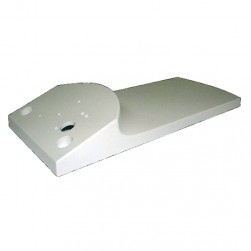 Comelit 2642W-16 White Desk Base For Style Audio Handset With 16 Terminals