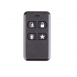 Linear 2GIG-KEY2-345 4-Button Key Ring Remote