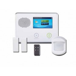Linear 2GIG-GCKIT211S Go! Control 2-1-1 Security and Home Automation Kit