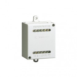 Comelit 3063D Module with 8 Button in 2 Rows + VIP for Single Plate