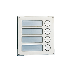 Comelit 3064S 4-Button Module for Simplebus & ViP System