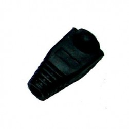 West Penn 32-1900BK Category 5E and 6 Cable Boots Black