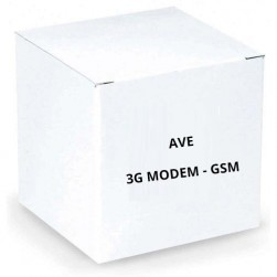 AVE 3G MODEM - GSM Wireless Modem For Use with End-user SIM Card - GSM