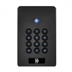 Interlogix 3MIL-R11325 Mobile, US Single Gang with Keypad, Multi-tech, Bluetooth, Black
