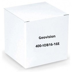 Geovision 400-IOB16-16E GV-IO Box 16 Port (with Ethernet) V1.2