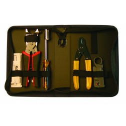 Platinum Tools 4001NPT SealSmart Nylon Zip-Kit Case