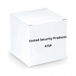United Security Products 41SP Wide Gap Standard Surface Contact with Covers & Spacers - SPDT
