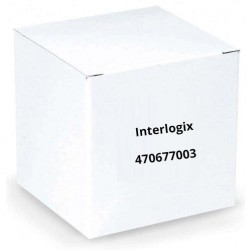 Interlogix 470677003 Mounting Plate for Transition Reader, Charcoal