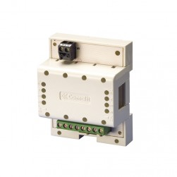 Comelit 4834/9 9-output distributor for Simplebus systems
