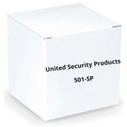"""United Security Products 501-SP Wide Gap Industrial Contact OC - SS Jacketed Lead - 2"""" Gap"""