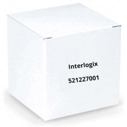 Interlogix 521227001 Dual Gang Mounting Plate, Charcoal