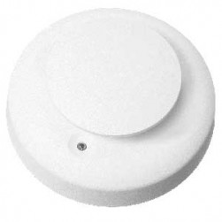 Interlogix 521NCRXT Photoelectric 2-Wire Smoke Detector with CleanMe