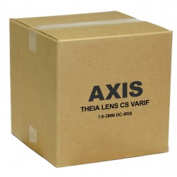 Axis 5503-161 Theia 1.8-3mm Varifocal Ultra Wide Lens