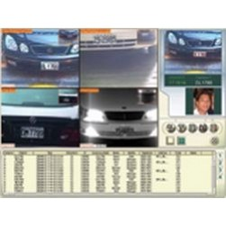 Geovision GV-LPR-4 License Plate Recognition Software, 4 Lanes