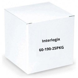 Interlogix 60-190-25PKG Crystal Sensor Magnet Spacer - Brown - 25-Pack